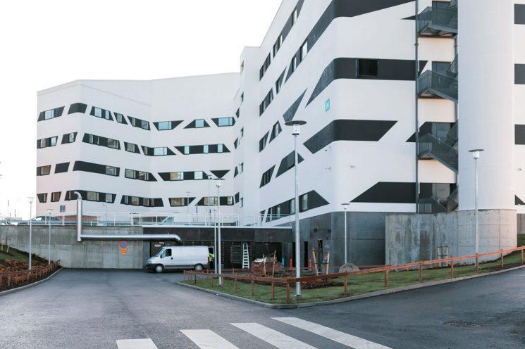 Hyvinkään Sairaala Pysäköinti